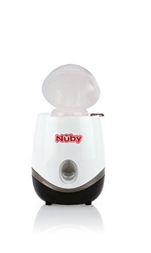 Nuby NT67691 Natural Touch Babykostwärmer und Sterilisator - Basic 2-in-1