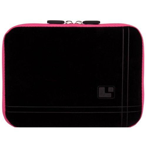 SumacLife SLMSuede8BPNK Schutzhülle für Tablets mit Einer Größe von 20,3-8,9 Zoll (20,3-8,9 Zoll), Mikro-Wildleder (Vangoddy Tasche Tab Galaxy Tablet S)
