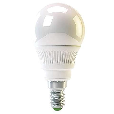 Ampoule lED bEN rS-gL mini line e14 4 w 320 lM 45 x 78 mm, durée de vie de 15 000 heures blanc chaud z74610