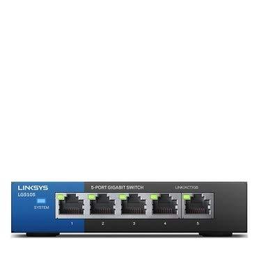 5 Port Desktop GIGABIT Switch