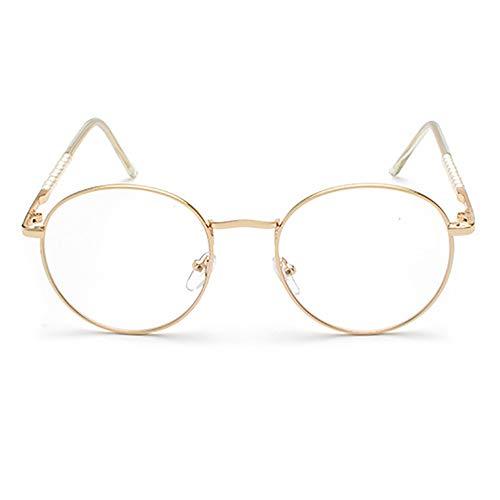 Yiph-Sunglass Damen Brillengestell Gold Gold