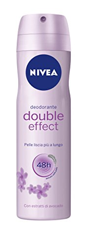 Nivea Deodorant Donna Double Effect Spray 150Ml