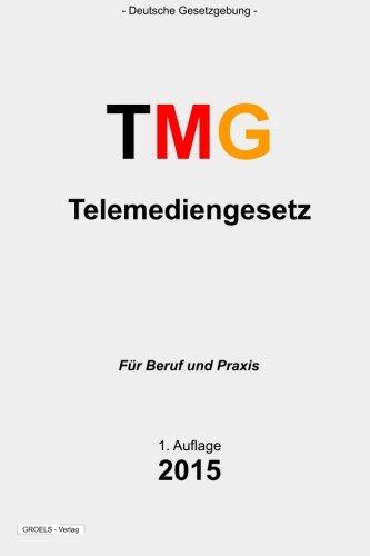 Telemediengesetz: Telemediengesetz (TMG)