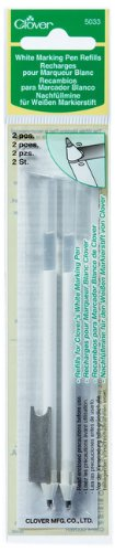 clover-steel-marking-pen-refill-white
