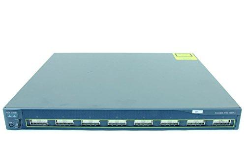 Cisco Systems 3500 Series Catalyst WS-C3508G-XL-EN 8-Port GBIC Ethernet Switch (Generalüberholt)
