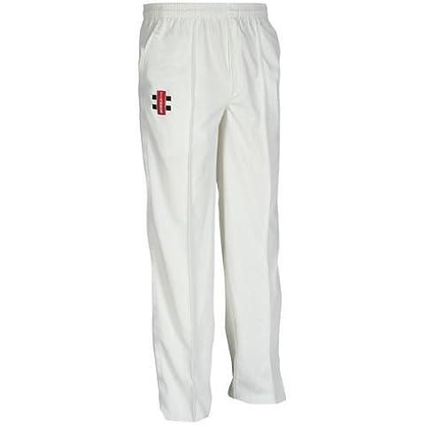 Gray Nicolls Kid 's Matriz pantalones, hombre, color beige, tamaño XS