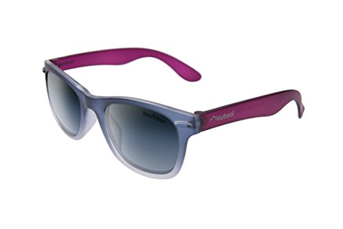 Loubsol leugnen Sonnenbrille Mädchen, Pflaume, 10-14Jahre