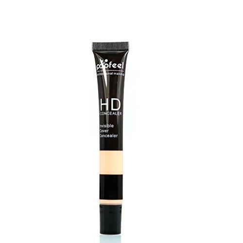Providethebest Visage imperméable Couverture Concealer Pen Fond de Teint crème pour Long Lasting cosmétique