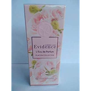 Yves Rocher Comme une Evidence L'eau de Parfum Flacon Collector 50ml EdP, Spray