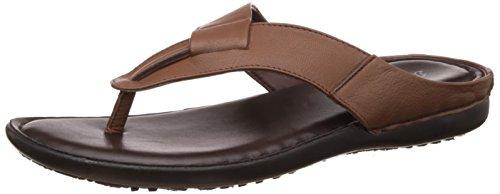 Bata Men's Supremo Leather Hawaii Thong Sandals