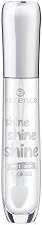 Essence Shine Lip gloss 01, Clear - 5 ml
