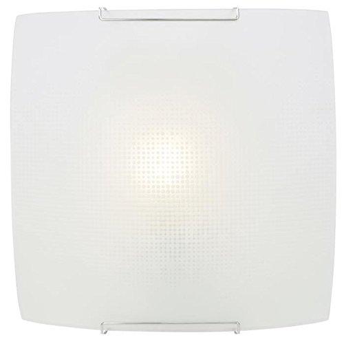 brillant-applique-plafonnier-en-verre-effet-pixellise-lippa-e27-60w-blanc-mat