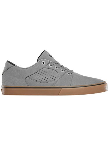 Messieurs Chaussures de skateboard Il Square Three Skate Shoes grey/gum