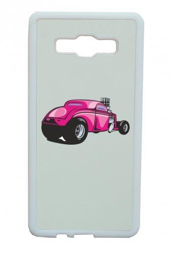 Smartphone Case Hot Rod Sport carrello auto d epoca Young Timer shellby Cobra GT muscel Car America Motiv 9738per Apple Iphone 4/4S, 5/5S, 5C, 6/6S, 7& Samsung Galaxy S4, S5, S6, S