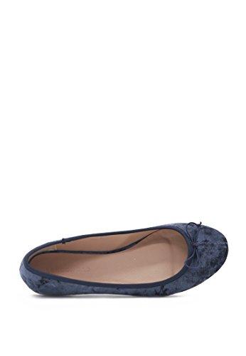 London Rag Balletto Donna Blue
