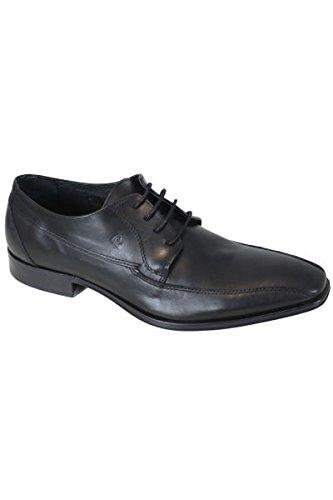 Pierre Cardin - Chaussures Pierre Cardin en cuir Bindi Noir