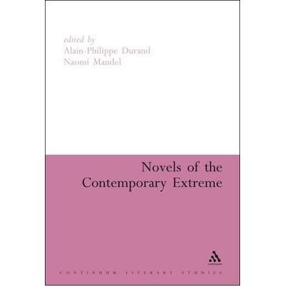 [(Novels of the Contemporary Extreme)] [Author: Alain-Philippe Durand] published on (August, 2008)