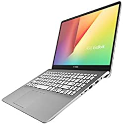 "Asus Vivobook S S530FN-BQ184T PC portable 15"" Gris métalisé (Intel Core i7, 8 Go de RAM, 1 to + SSD 256 Go, Nvidia MX 150 2Go, Windows 10) Clavier AZERTY Français"