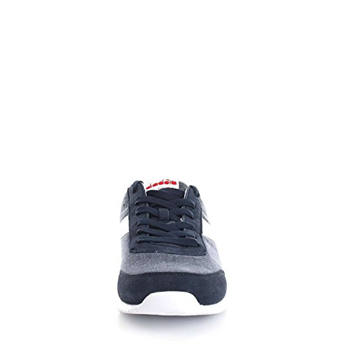 Diadora Jog Light C, Sneaker a Collo Basso Unisex – Adulto Dark Blue/Denim