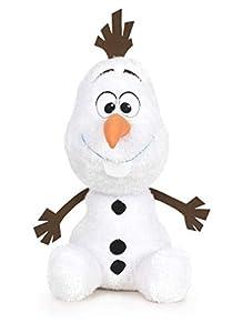 Famosa Softies - Peluche infantil gigante Frozen 2 - Olaf, 50 cm, Multicolor, (Famosa 760018075)