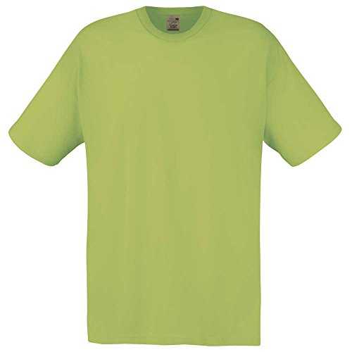 Fruit of the Loom Mens Screen Stars Original Full Cut Short Sleeve T-Shirt