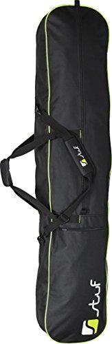 Stuf Snowboard Bag schwarz-Weiss-grün -