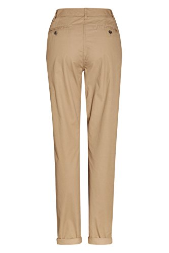 next Donna Pantaloni Chino Premaman Tan