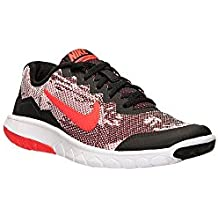 Nike Flex Experience 4 Print (GS) - Zapatillas para Niño, Color Negro, Talla 38
