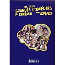 LES PLUS GRANDES COMEDIES DU CINEMA EN DVD 3 VOLUMES