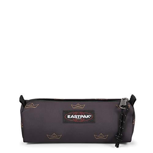 Eastpak benchmark single astuccio, 20 cm, grigio (minigami boats)