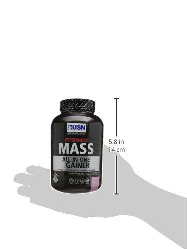 31w7Bf1tZSL - USN 2 kg Strawberry Hyperbolic Mass