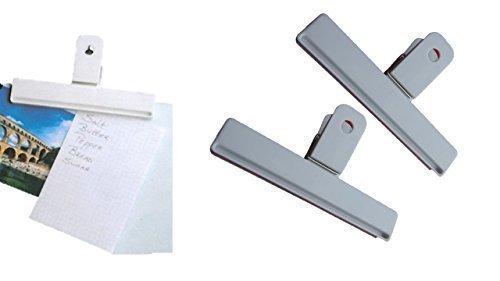 Preisvergleich Produktbild Notiz- und Bilder-Halter 'Klammer Sommeraktion 1 kaufen wir liefern 2