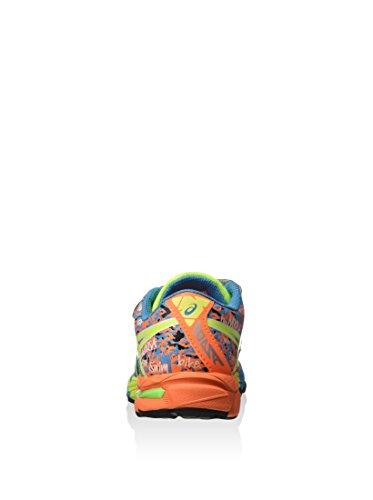 Scarpe Bambino GEL-NOOSA TRI 10 PS Corallo Turchese 15/16 Asics Arancione/Giallo/Blu