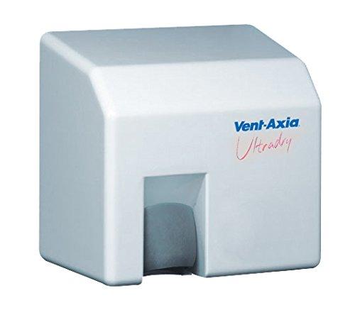Elektrische Hand Trockner (Vent-Axia 20101800sx Automatische NoTouch Hand und Gesicht Trockner–Weiß)