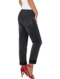 Donna it Jeans Abbigliamento Donna Amazon ntYdPqwWY