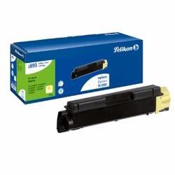 Preisvergleich Produktbild 1x Pelikan Toner 4218209 für Kyocera FS C 5250 DN TK590 - Yellow - Leistung: ca. 5000 Seiten