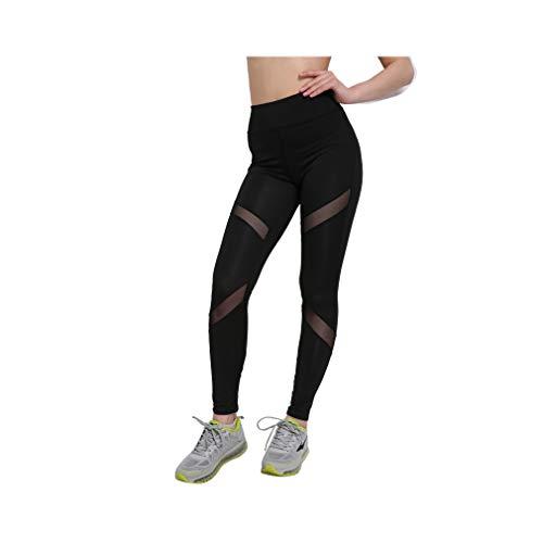 cb0ef70a2cb1ab Mesh Leggings Fitness Women Workout Summer Clothes Classic Trousers  Sportwear High Waist Pants