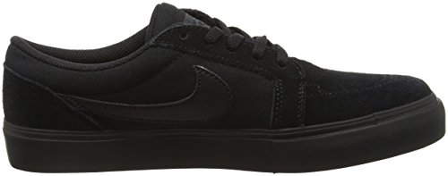 Nike Jungen Satire Ii (Gs) Sneakers Negro (Black / Black-Anthracite)