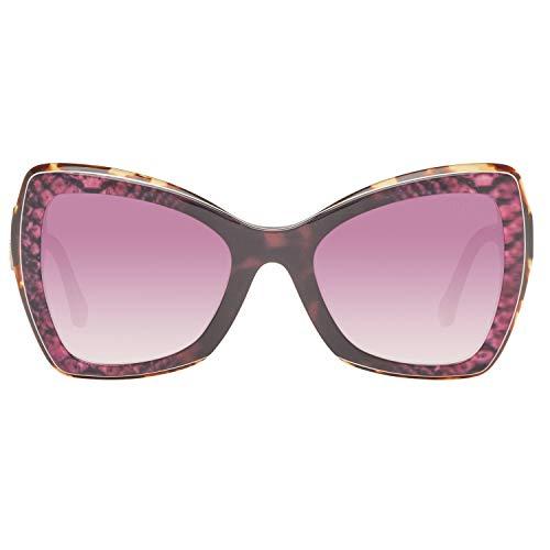 Roberto Cavalli Damen Sunglasses Rc1070 56T 54 Sonnenbrille, Mehrfarbig,