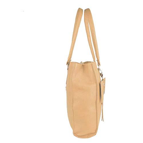 Best college bags for girl in flipkart in India 2020 JSPM® Casual Shoulder Bag Women & Girl's Handbag Fashion Tie Mustard (SP-261) Image 2