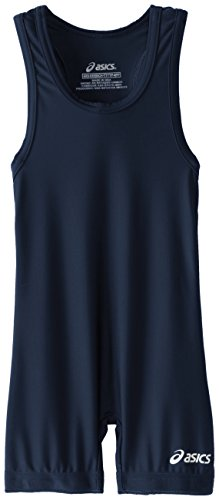 ASICS Herren Massiv modifizierte Singlet, Herren, Solid Modified Singlet, Navy, XX-Large -