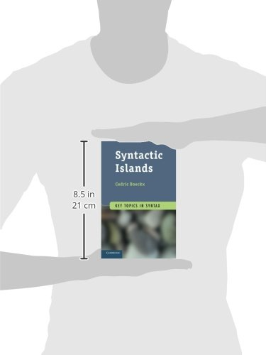 Syntactic Islands Paperback (Key Topics in Syntax)