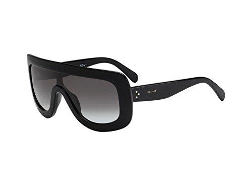 Celine 41377S 807 Schwarz 41377S Visor Sunglasses Lens Category 2