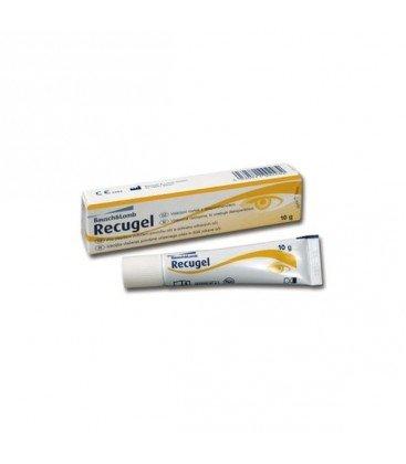 BAUSCH - RECUGEL GEL OFTAL 10 G