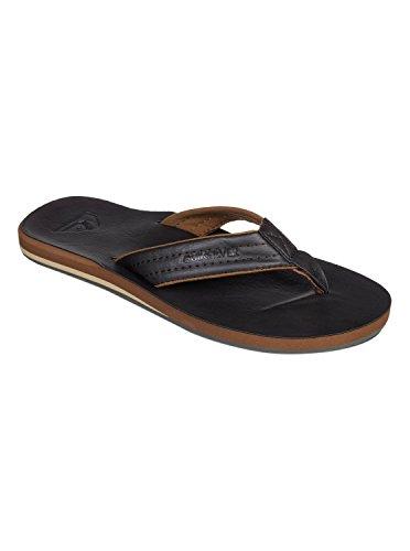 Quiksilver Carver Nubuck - Sandals - Sandalen - Männer - EU 44 - Braun