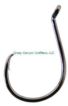 Besitzer amerikanischen Corp SSW Kreis Hook Up Eye 4/0Blk chrom Pro Pack 37per PK # 5378–141by Owner American Corp (Pro Pack Besitzer)