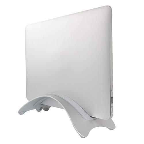 kilofly Arc Universeller Laptop-Ständer, verstellbar, Aluminium, Silber -