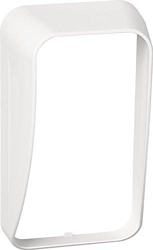 ABUS HomeTec Pro Tastatur-Sichtschutz CSS3000W Weiß 73362, 1 Stück
