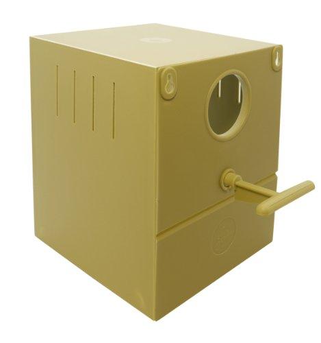 Quiko Sunseed Nistkasten mit runder Öffnung, 12x13x16cm