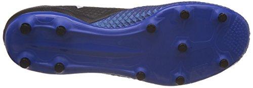 adidas Ace 1 7 .3 Primemesh Fg, Chaussures de Football Homme Noir (Core Black/ftwr White/blue)